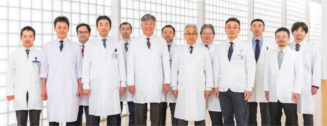 About the Department of Gastroenterological Surgery I